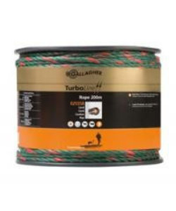 TurboLine cord groen 200 m - Outlet