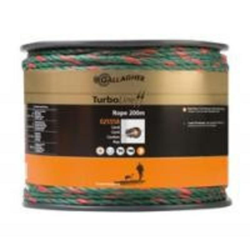 Gallagher TurboLine cord groen 200 m - Outlet