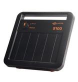 Gallagher Draagbaar zonne-energie apparaat S100 (inclusief batterij)