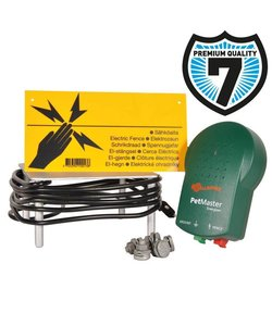 M10 Starter kit (schrikdraadapparaat + accesoires)