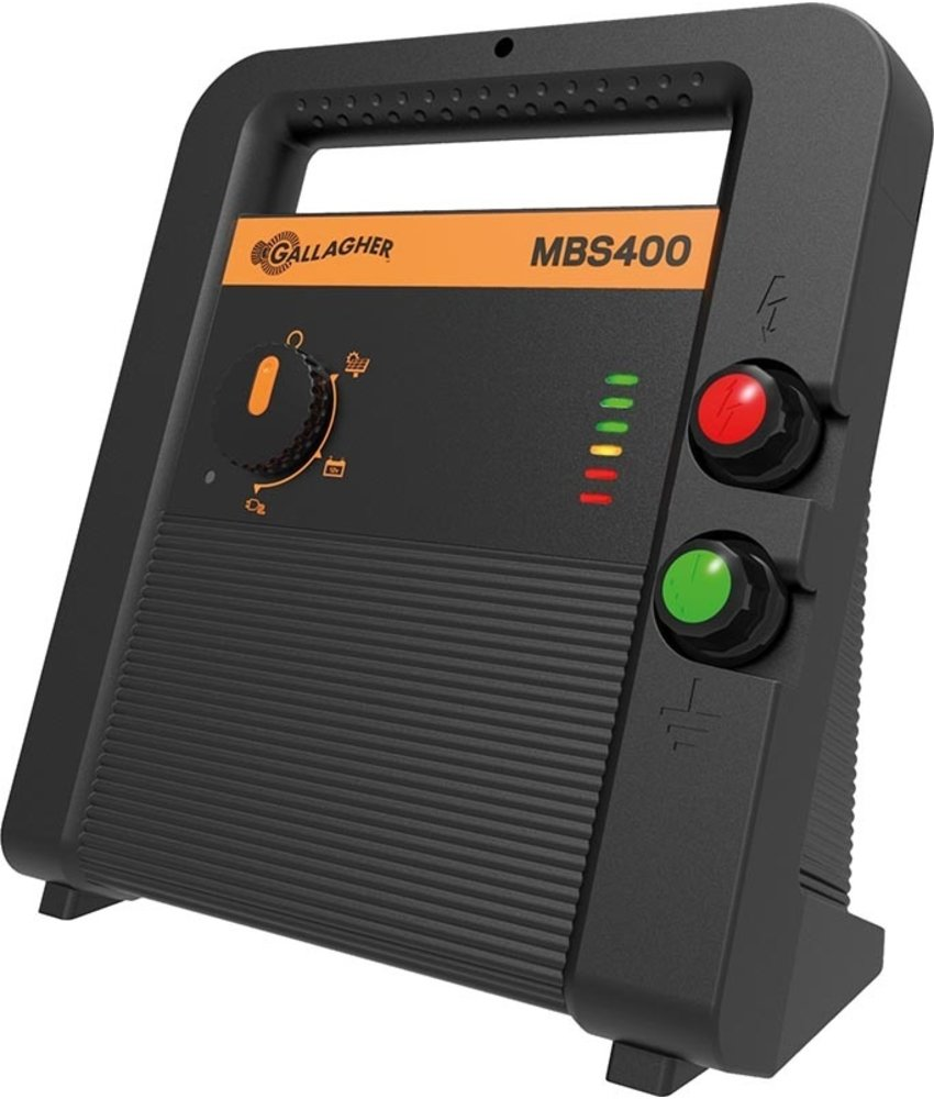 Gallagher MBS400 3-in-1 Multi Power Apparaat