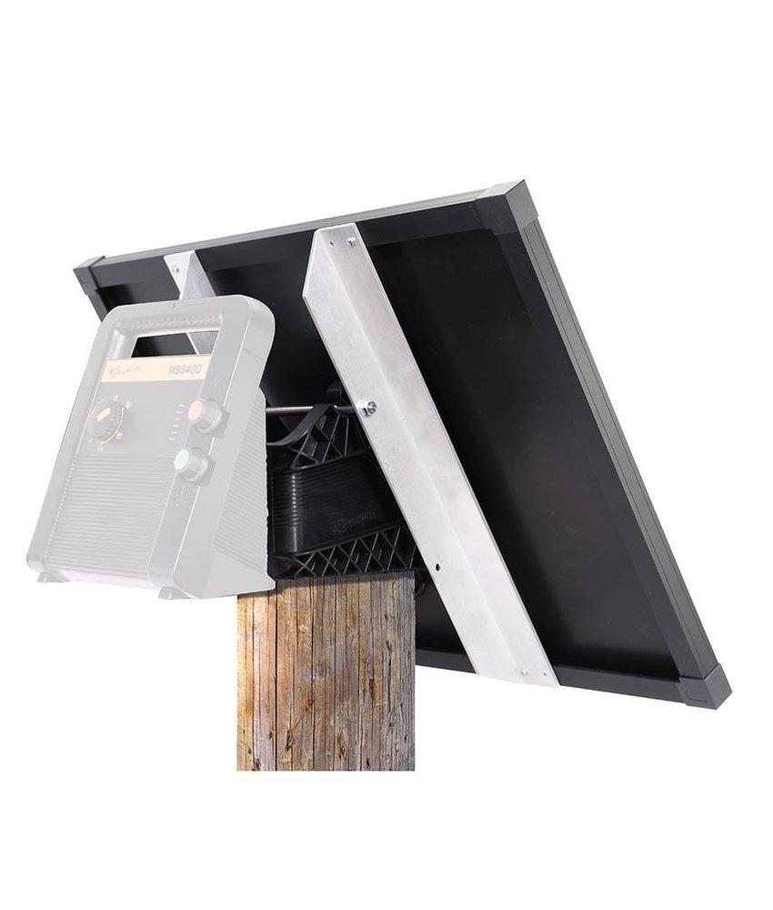 Gallagher Solar kit 40W + Bracket
