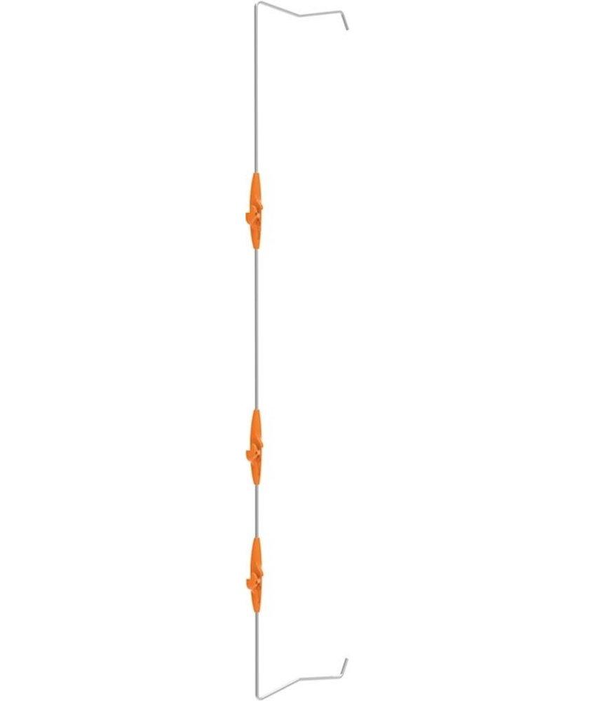 Gallagher Geïsoleerde Line Post Dropper 0,95 m (10 stuks)