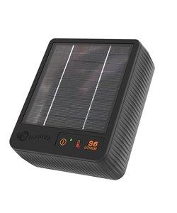 S6 solar schrikdraadapparaat incl. batterij