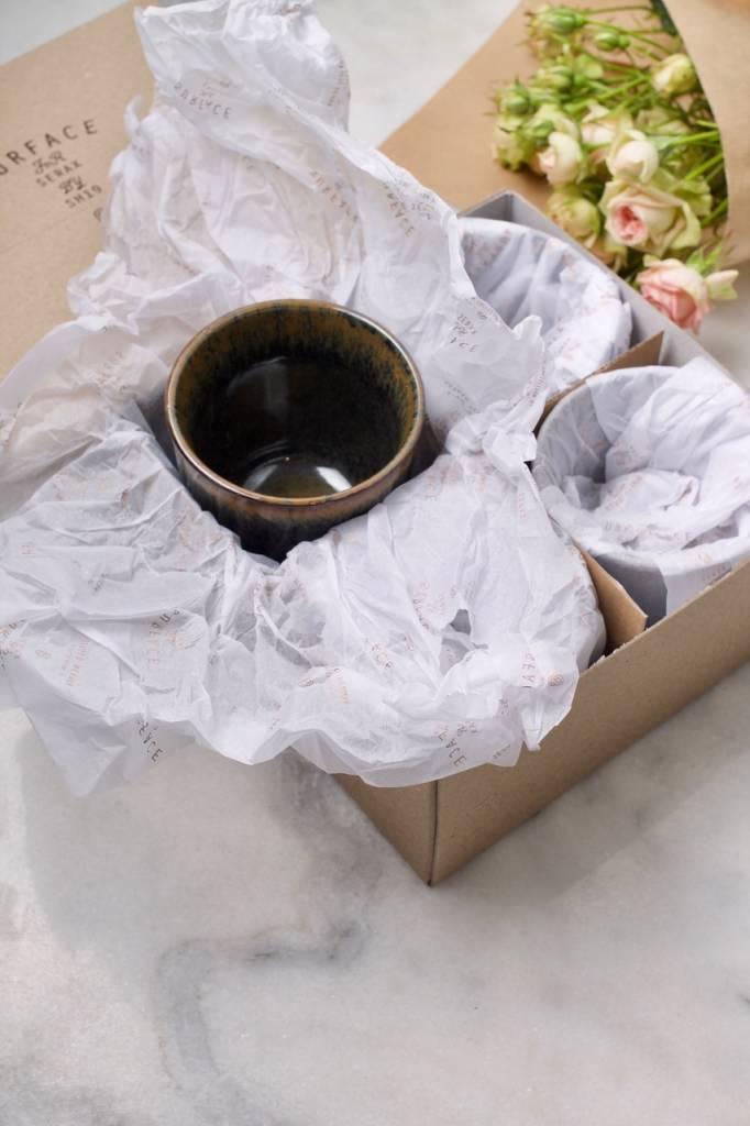 4 Serax Lungo of thee kopjes zonder oor in Surface Sergio Herman box