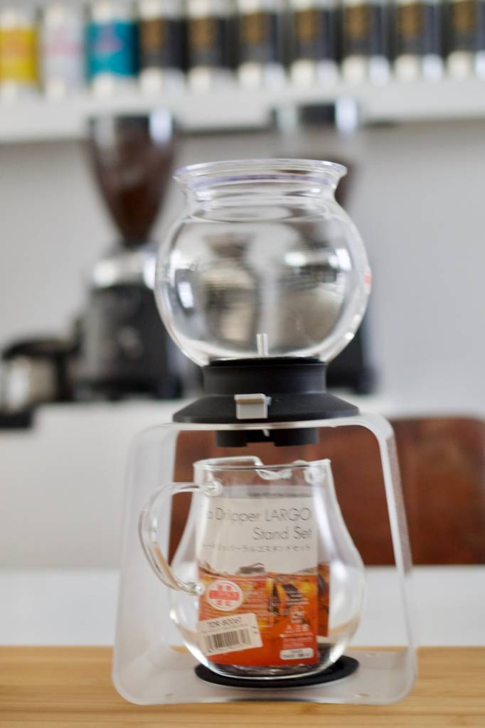 Hario Largo Tea Dripper