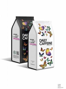 Daily Caffeine - RAINFOREST ALLIANCE coffee beans