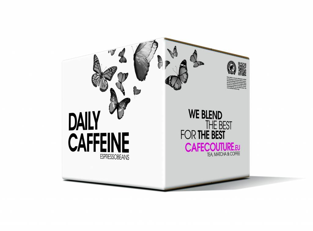 Daily Caffeine - RAINFOREST ALLIANCE - 500 gr