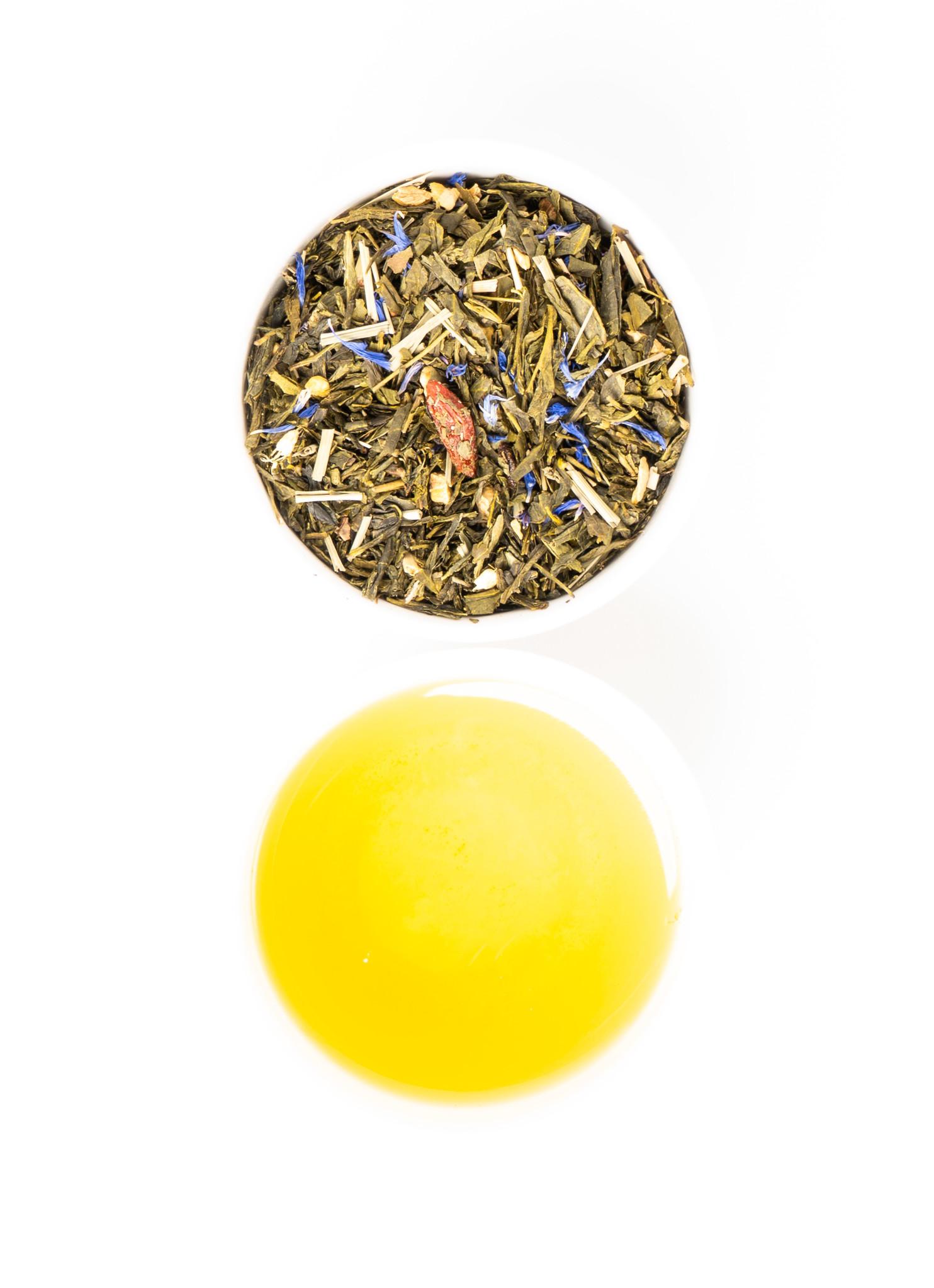 Green Oxi-Goji - green tea with goji berries