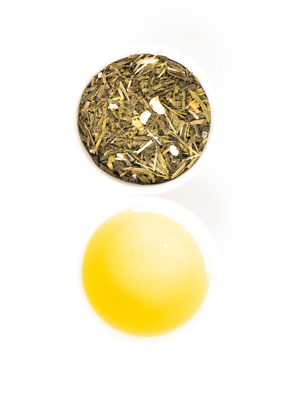 Sencha Lemon
