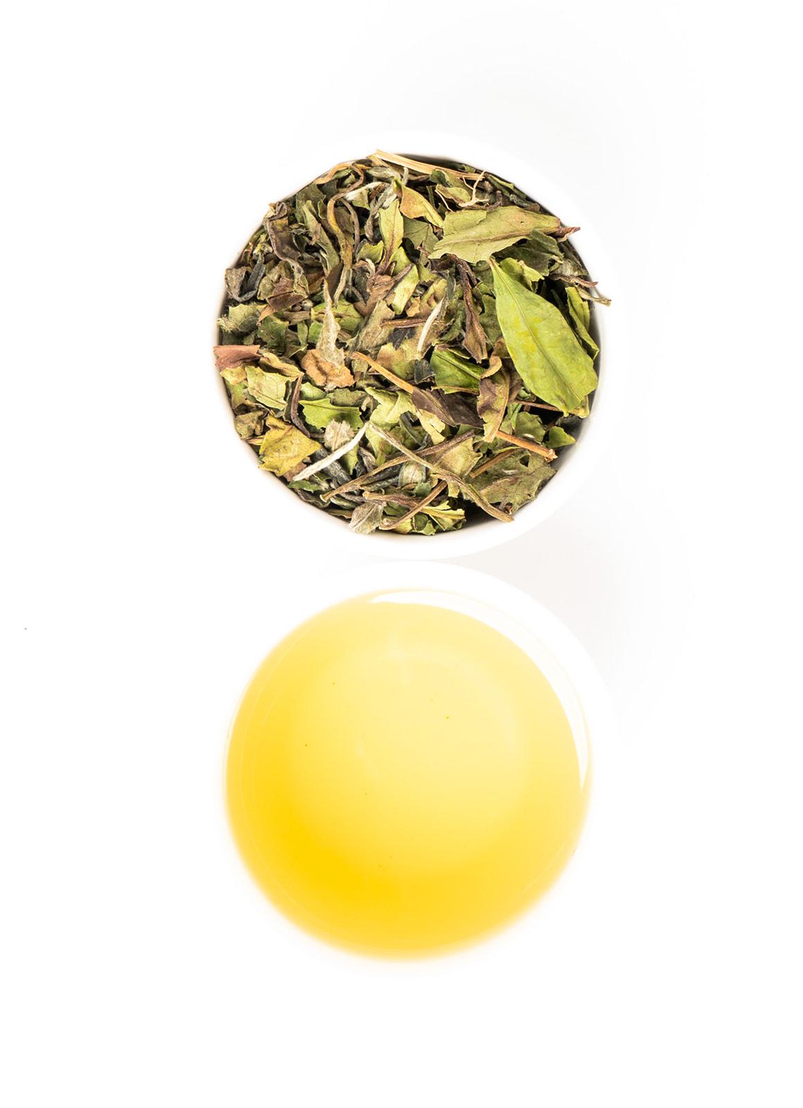 Organic White Sun - white tea