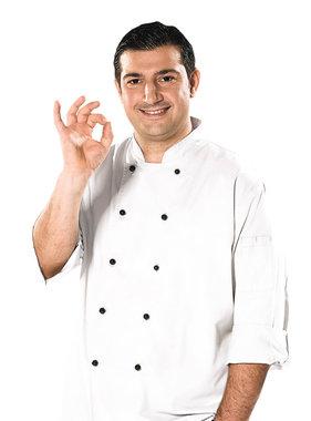 Tv chef Peppe Giacomazza