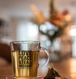 'Love, Peace & Tea!' set - set 40 cl