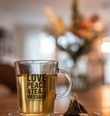 'Love, Peace & Tea!' set