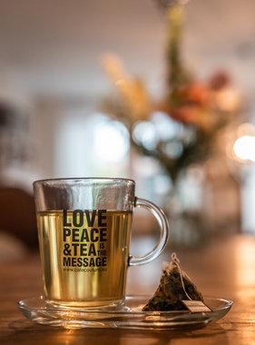 'Love, Peace & Tea!' - set 40 cl
