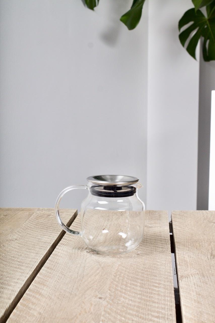 UniTea Kinto tea pot with filter (620 ml)