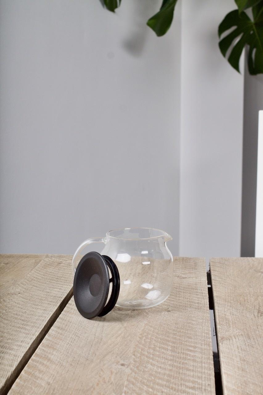 Shirotani tea pot with filter (450 ml)