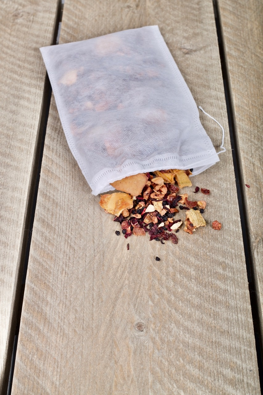 Teafilter bags - 15cm x 25 cm