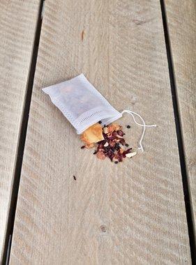 Teafilter bags - 7cm x 10 cm