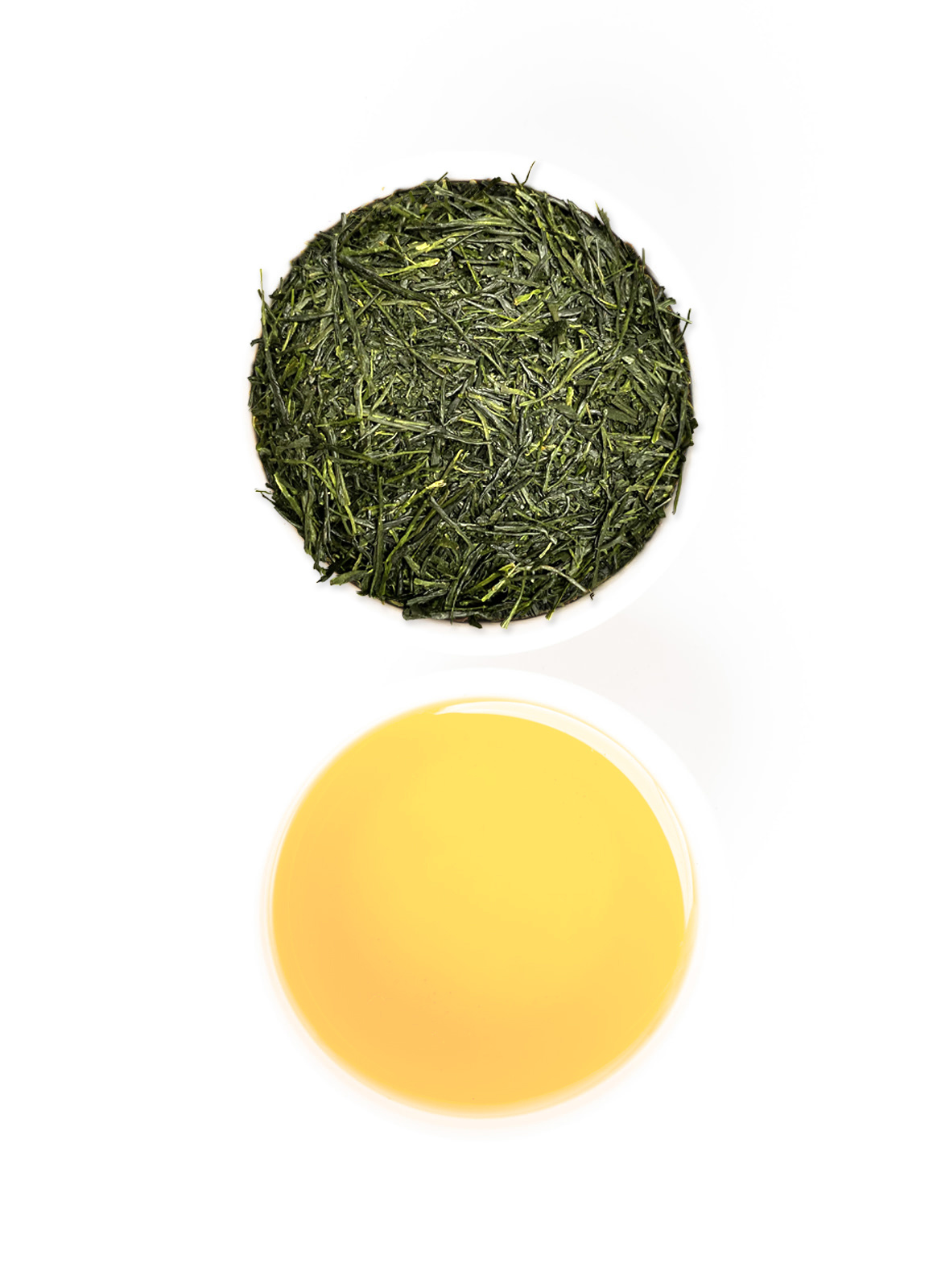Organic Japanese Sencha - pure green Japanese tea