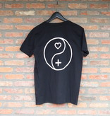 T-shirt YIN & LOVE (high density printing)