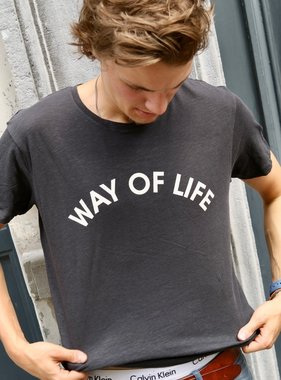 T-shirt WAY OF LIFE