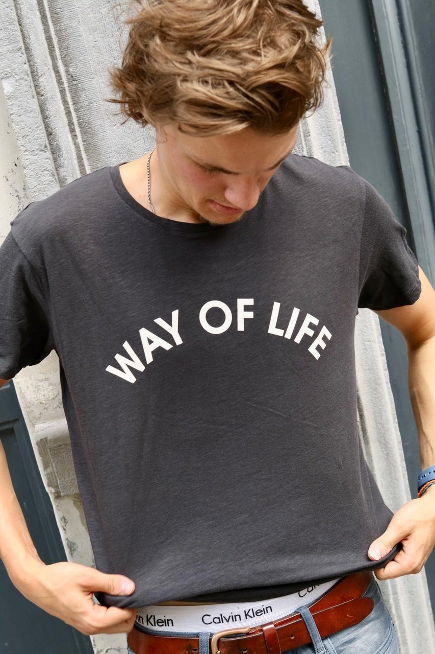 T-shirt WAY OF LIFE