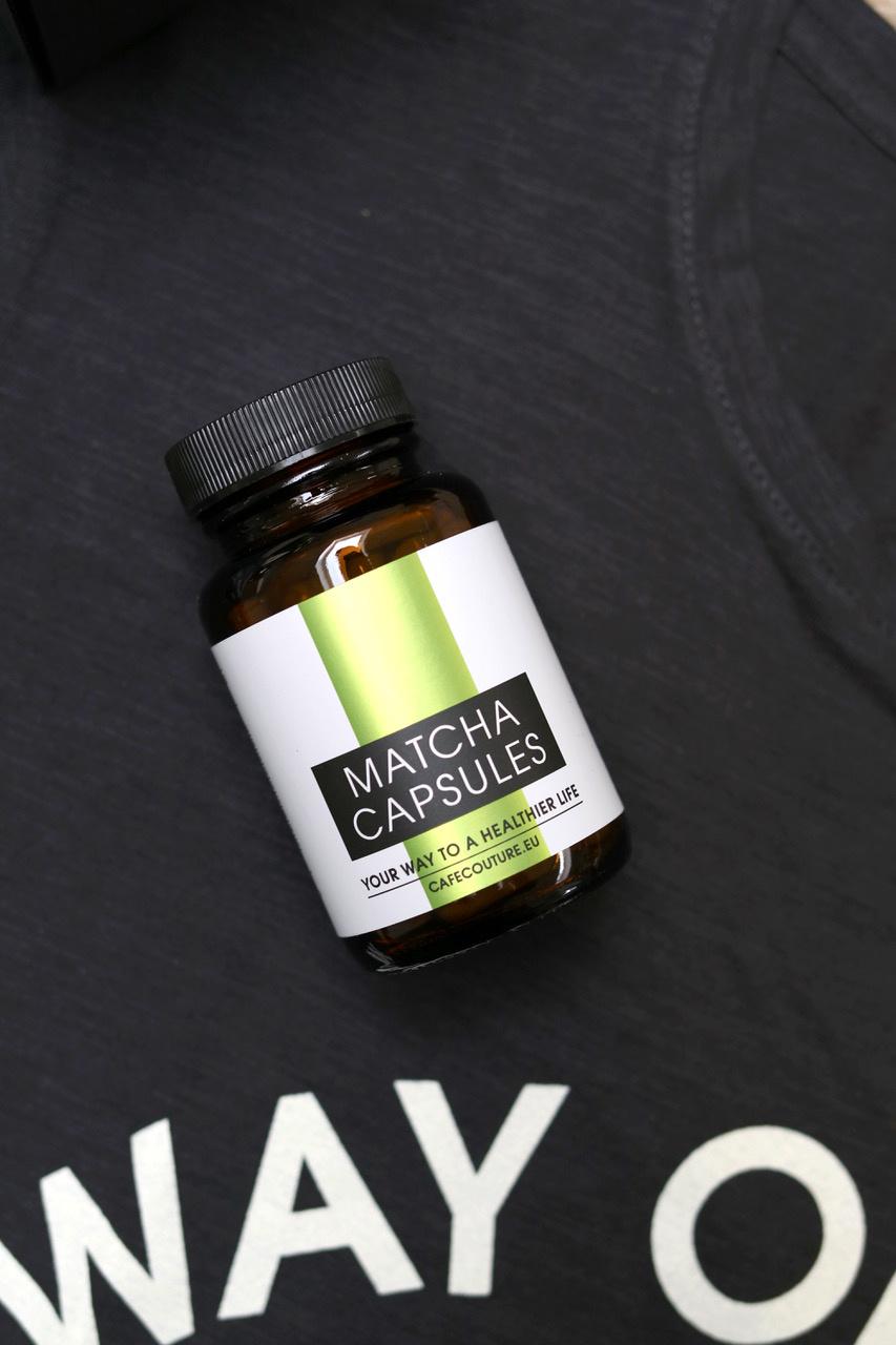 IFM box met capsules & tropical