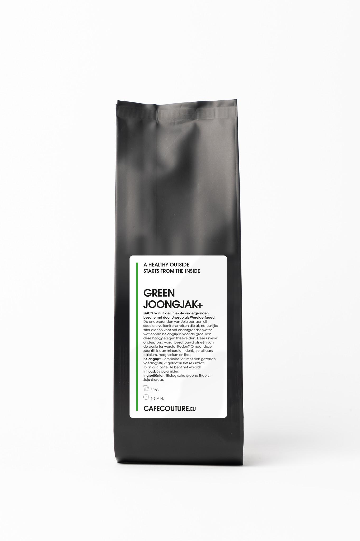 Green Jonngjak+ - pyramids