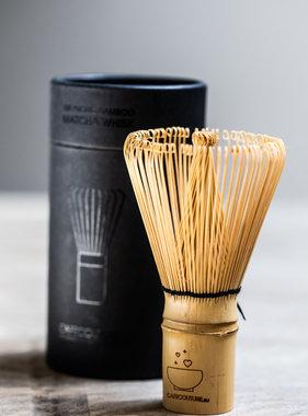 100 prong Matchapolitan whisk