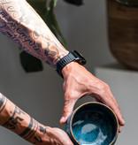 Matcha bowl - happy blauw