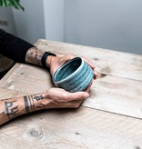 Matcha bowl zen - light blue