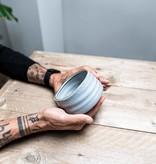 Matcha bowl zen - lichtgrijs