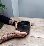 Matcha bowl - design black