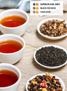 3 BLACK TEA TRY OUT SET
