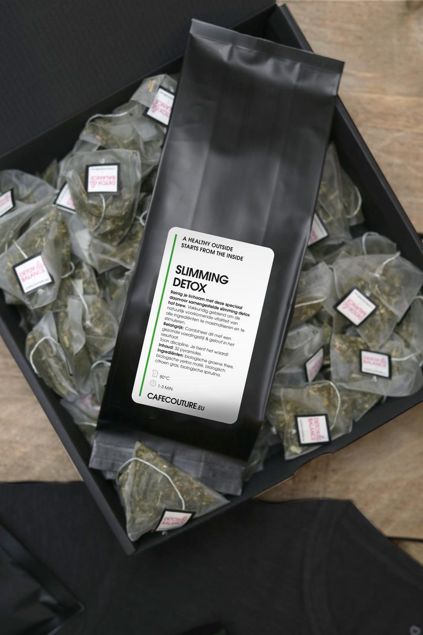 IFM box met capsules & detox