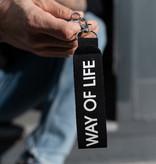 WAY OF LIFE keychain