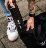 WAY OF LIFE cotton bag (zwart)