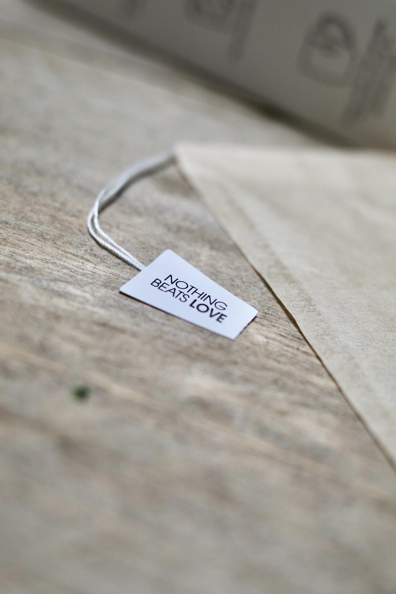 Biologisch afbreekbare theefilter zakjes