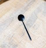 Scoop spoon (black)