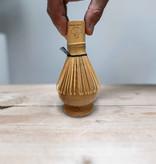 Matcha whisk holder - Belgium beech wood