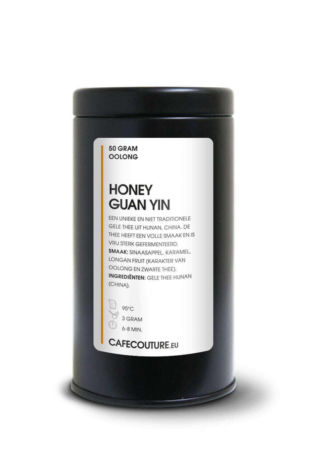 Honey Guan Yin Yellow