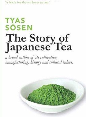 'The Story of Japanese Tea' door tea master Tyas Sosen