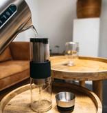 Tea maker for cold-, hot- en shock brew (1 liter)