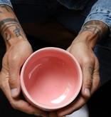 Matcha bowl - PINK (CHARITY)