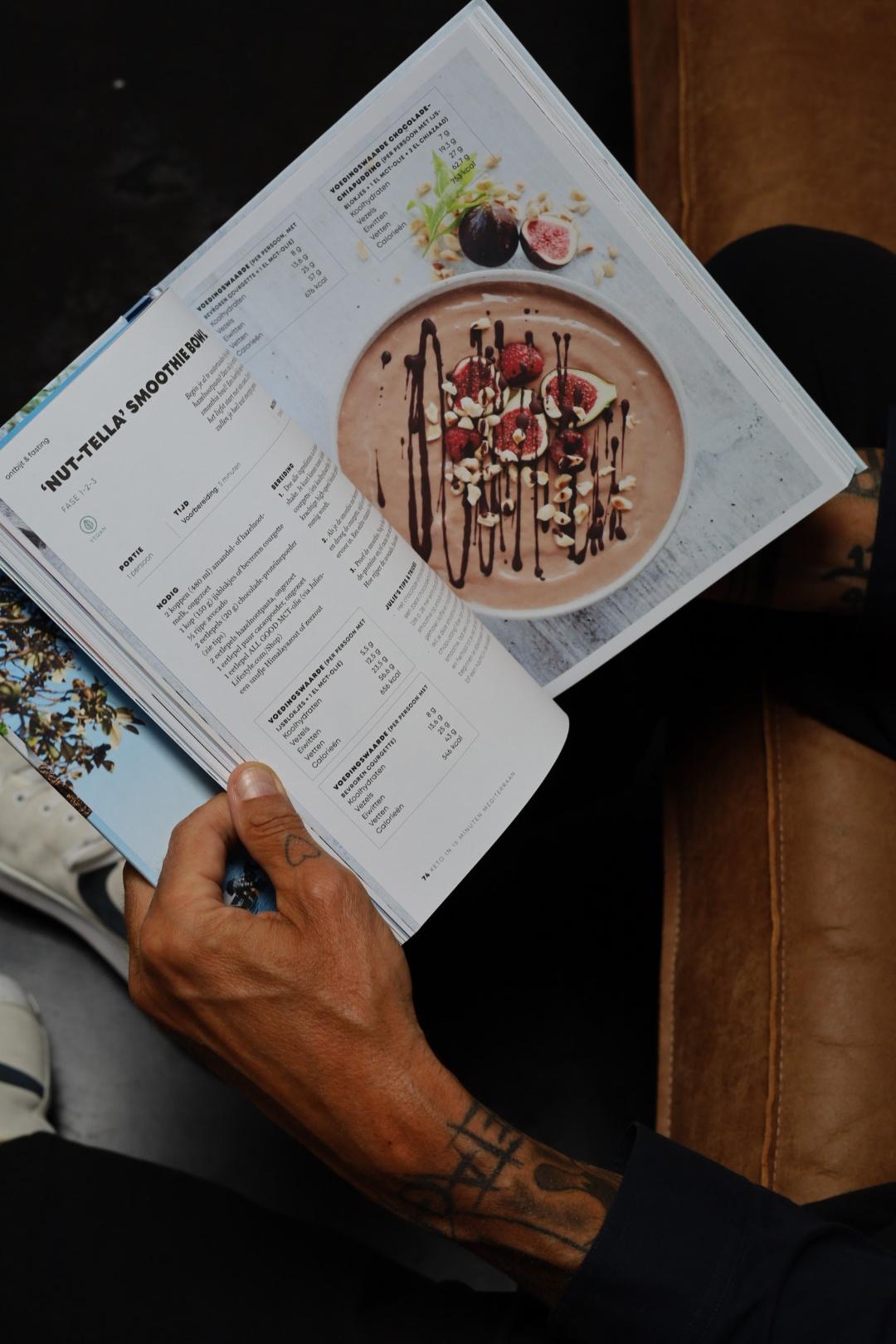 'Keto in 15 minuten - Mediterraan' Julie van den Kerchove