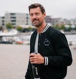 LIMITED Cafe Couture logo jacket (black)
