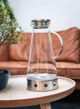 Tea carafe + base (2,2 liter)