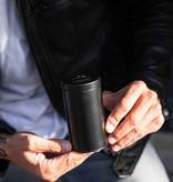 Cafe Couture bewaarblik L - zwart