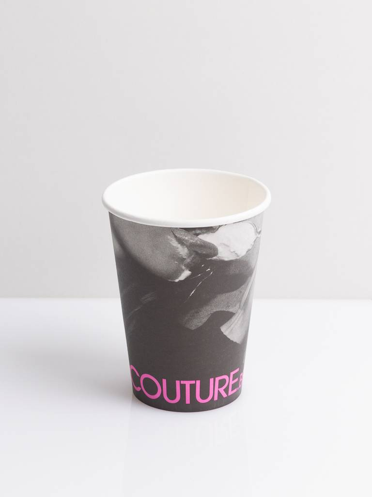 Take Away Cups Latte 12oz - 100pc